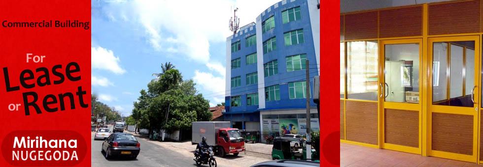 Commercial Building_Mirihana, Nugegoda_LK3106