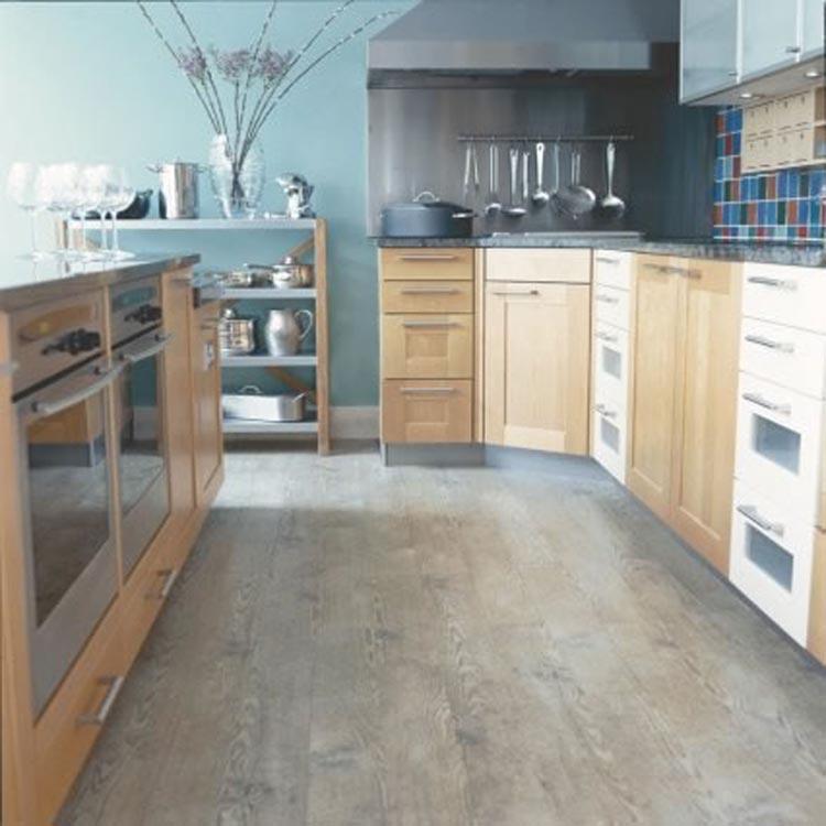 Period Kitchen Pine Floors