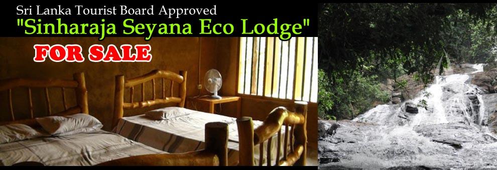 Sinharaja Seyana Eco Lodge