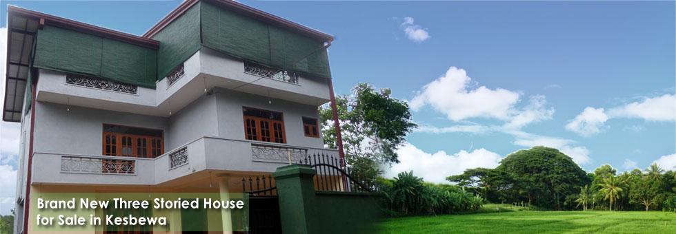 Brand New House for Sale in Kesbewa