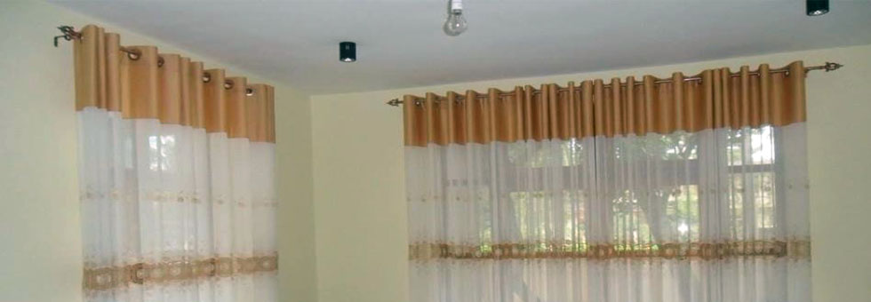 Sakuli drapers - Curtain fashion. Home,office,reception hall any other place.