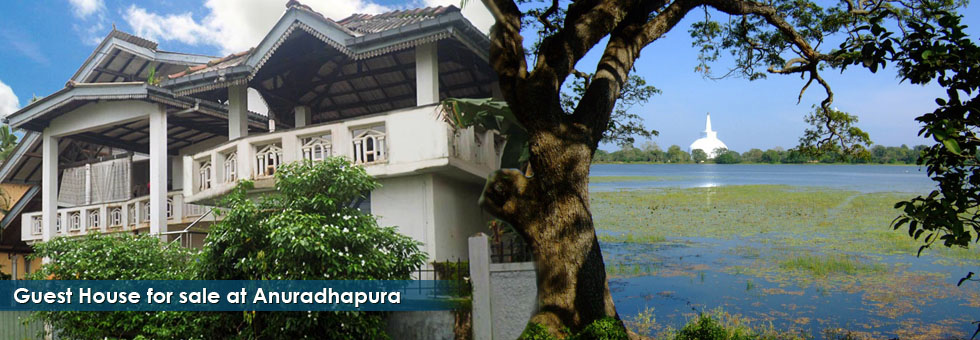 'Orchid Tourist Guest' is available for sale in Airport road, Anuradhapura. The property is built on within 26 perches land in highly tourism area. The property is ideal for a guesthouse, hotel or a holiday bungalows.
