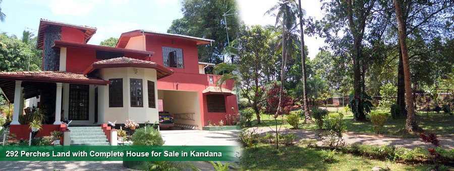 Kandana House Cover