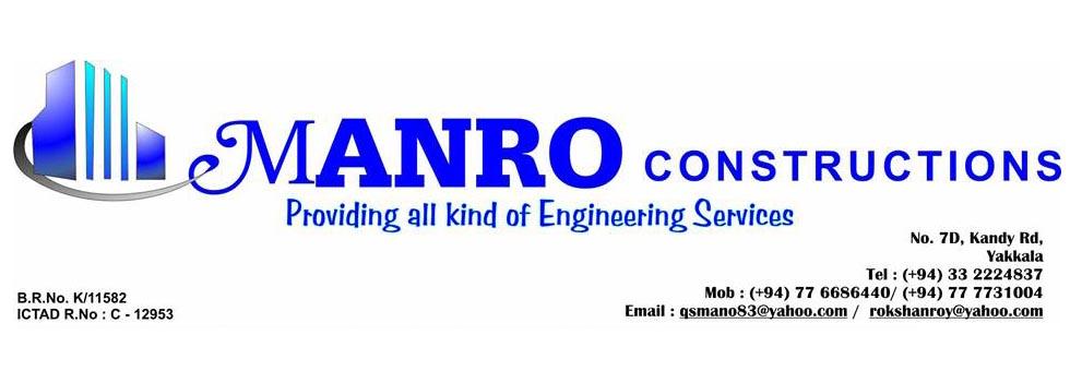 Manro Constructions