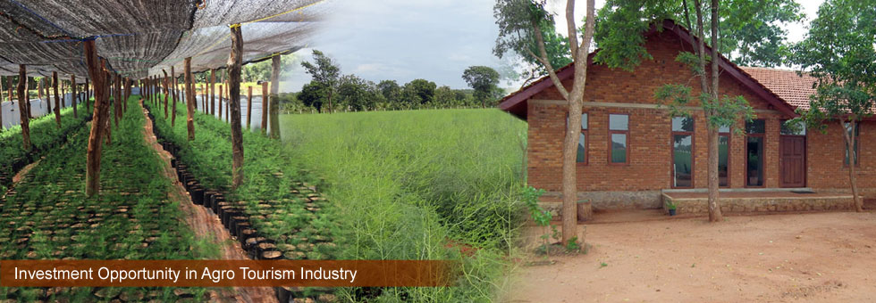 Investment Opportunity in Agro Tourism Industry