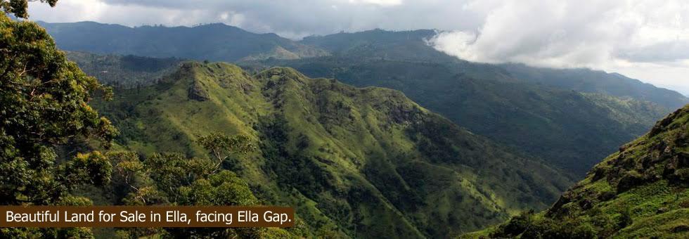 Beautiful Land for Sale in Ella